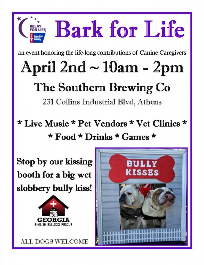 Bark for Life-