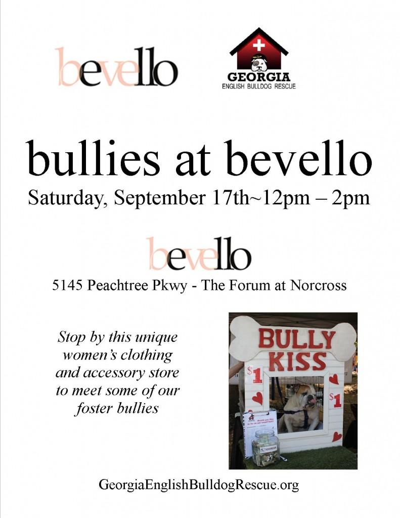 bullies at bevello